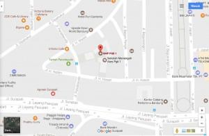 google map smp pgii 1